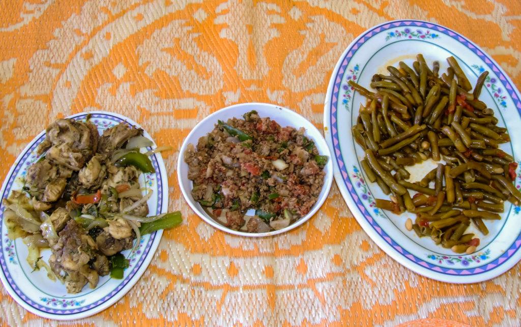 Kulinarische Genüsse im Jemen