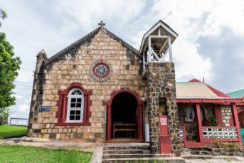 Kirche der Unbefleckten Empfängnis auf Mayreau