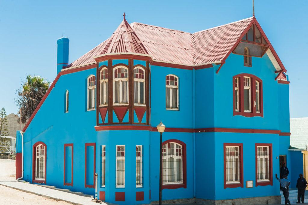 Grünewald-Haus Lüderitz