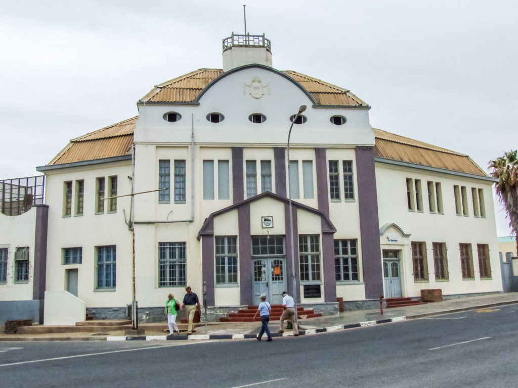 Bahnhof von Lüderitz