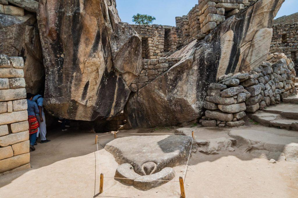 Der Condor-Tempel
