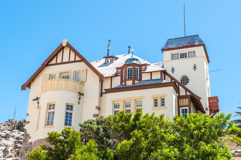 Das Goerke-Haus in Lüderitz