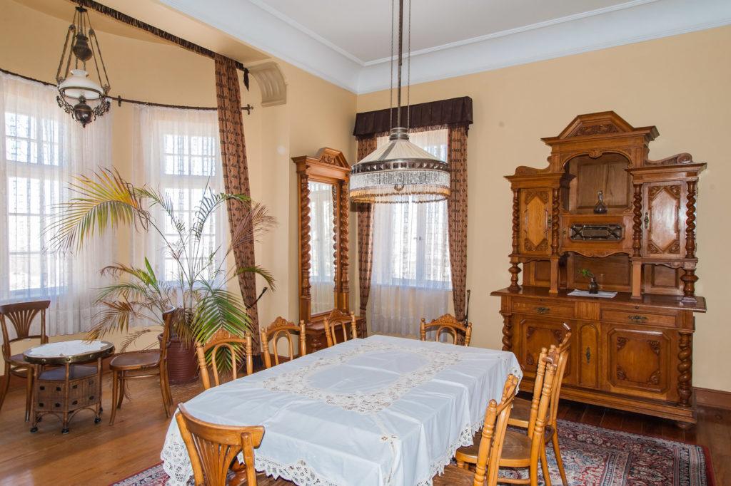 Esszimmer im Goerke-Haus