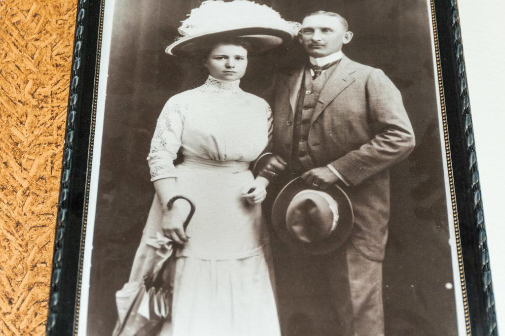 Das Ehepaar Hans und Luise Goerke