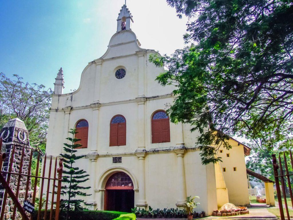 St. Francis Kirche in Fort Kochi