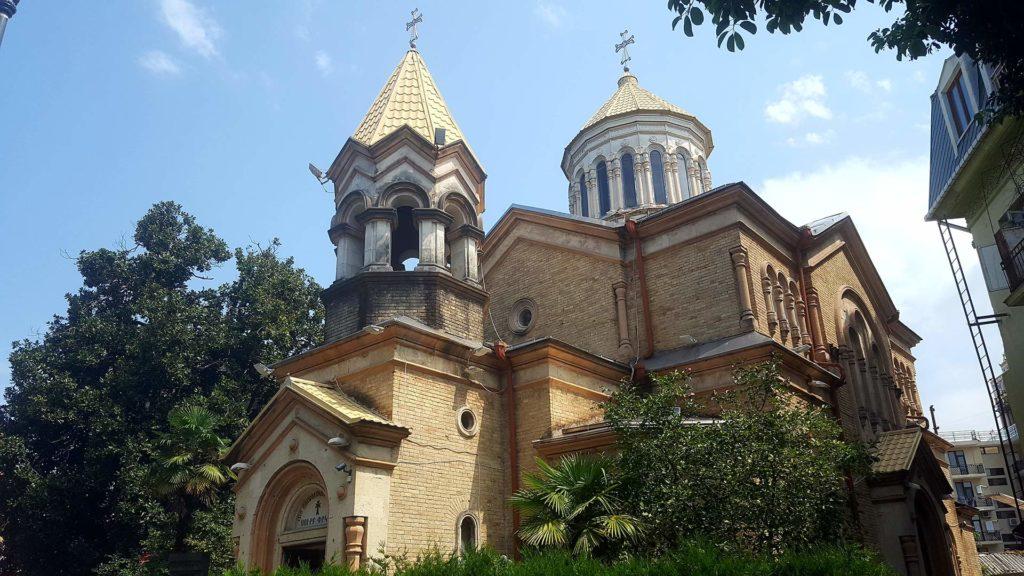 Armenisch-apostolische Kirche in Batumi, Georgien