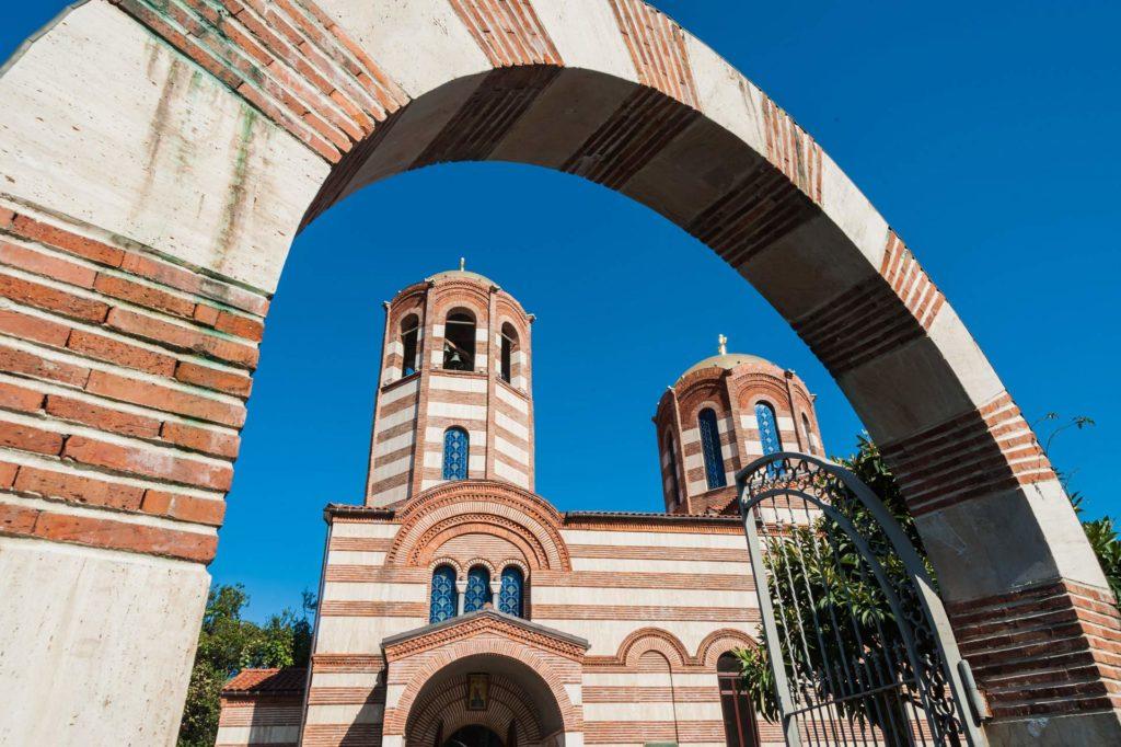 Nikolai-Kirche in Batumi