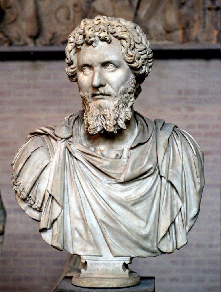 Septimius Severus, späterer römischer Kaiser