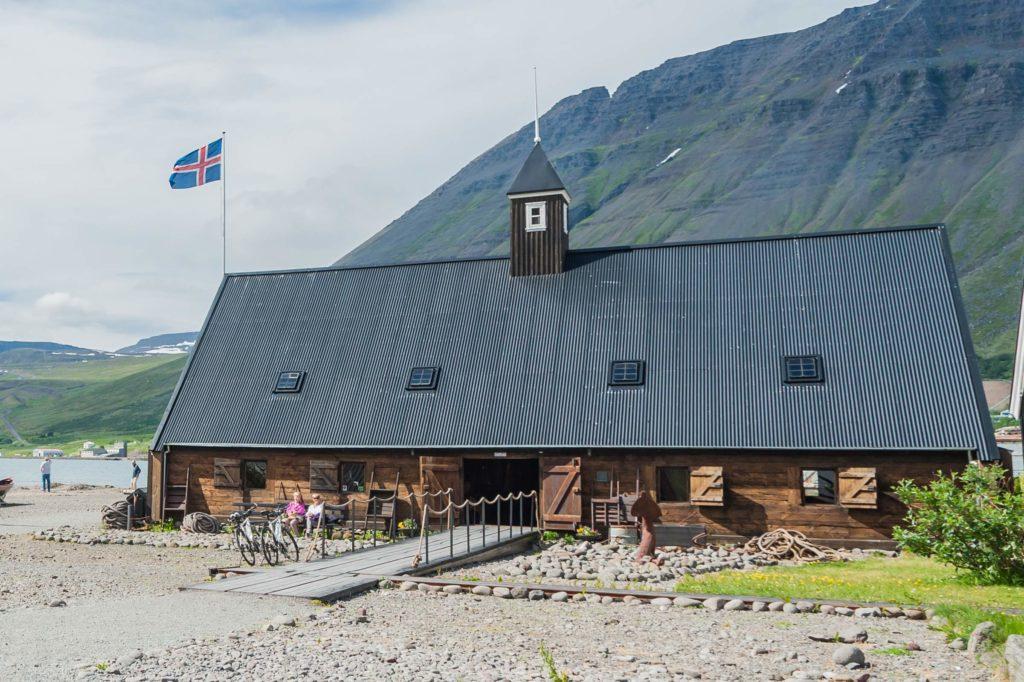 Westfjorde Maritimes Museum, Isafjördur