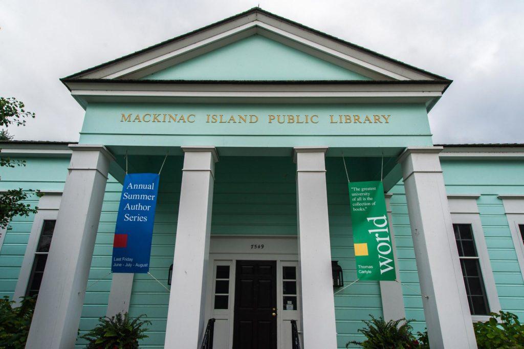 öffentliche Bibliothek