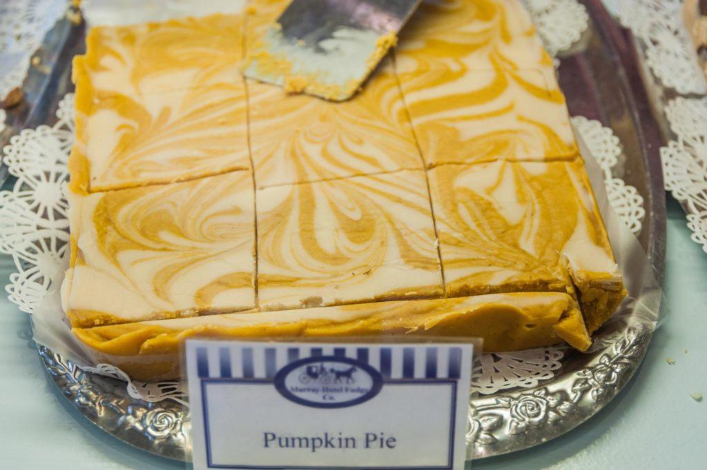 Pumpkin Pie, Kürbiskuchen-Fudge