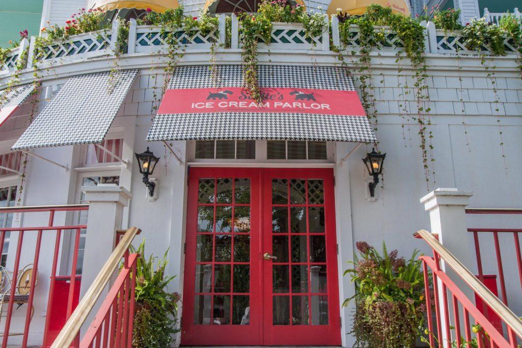 Sadie's Ice Cream Parlor im Grand Hotel