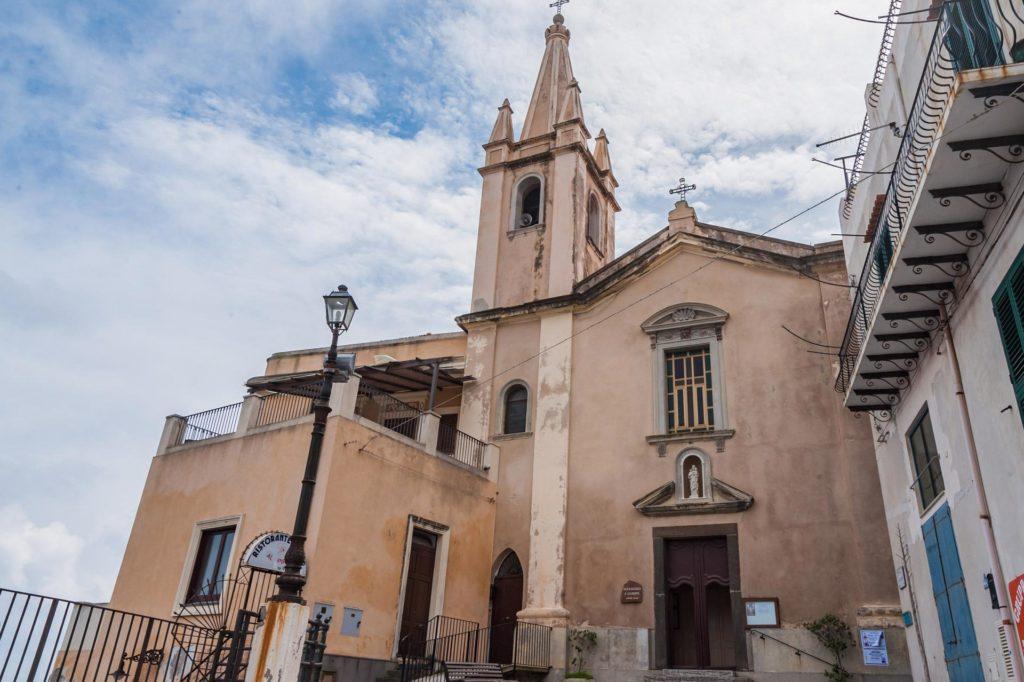 Kirche San Giuseppe, Lipari-Stadt