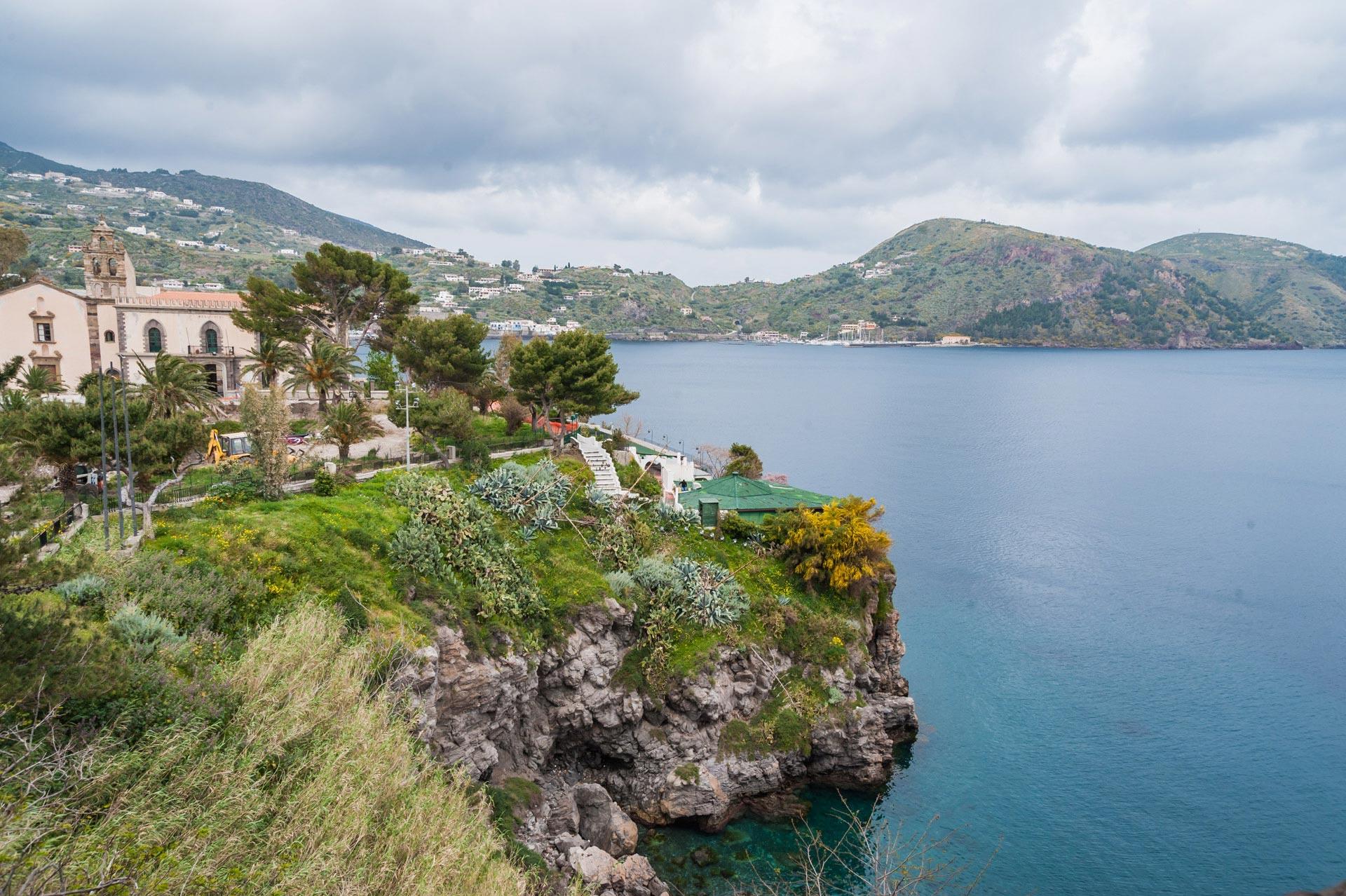 Die Insel Lipari